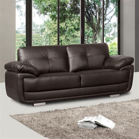 dark brown leather sofas newark dark brown leather sofa collection with pocket