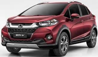 Honda Cars Honda Wr V Petrol Vx Price Specs Review Pics Mileage