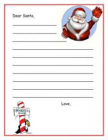 dear templates best photos of santa letter template blank blank letter