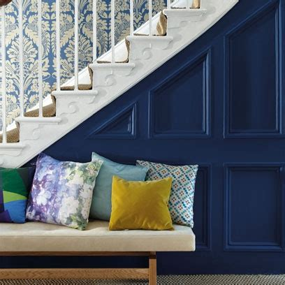 green wallpaper hallway blue rooms colour scheme ideas red online