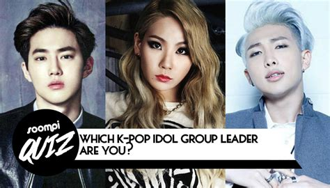 soompi quiz n 176 38 quel leader de groupe k pop es tu