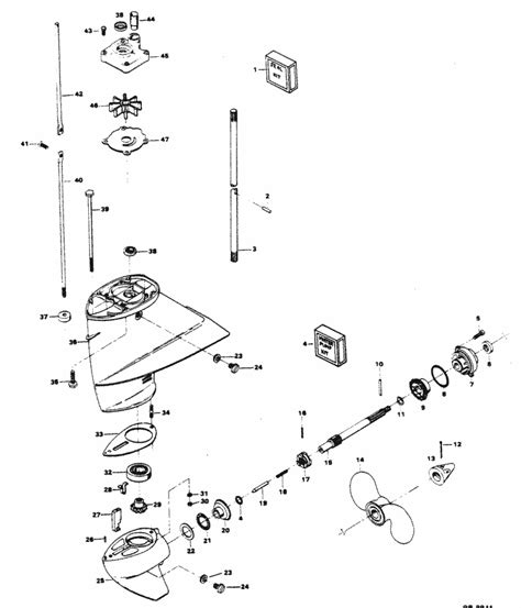 chrysler outboard parts diagram 15 hp chrysler outboard parts diagram chrysler auto