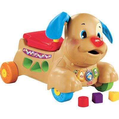 fisher price puppy walker pin by june stanton on