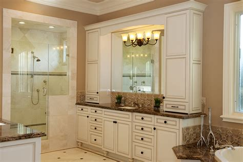 bathroom upper cabinets dura supreme cabinetry with barcelona classic antique