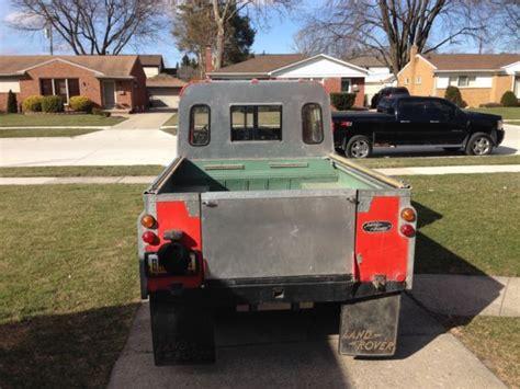 custom land rover defender for sale 1972 custom land rover defender diesel must see for