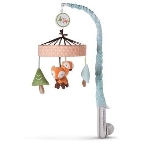 Crib Musical by Musical Crib Mobile Woodland Trails Circo Ebay