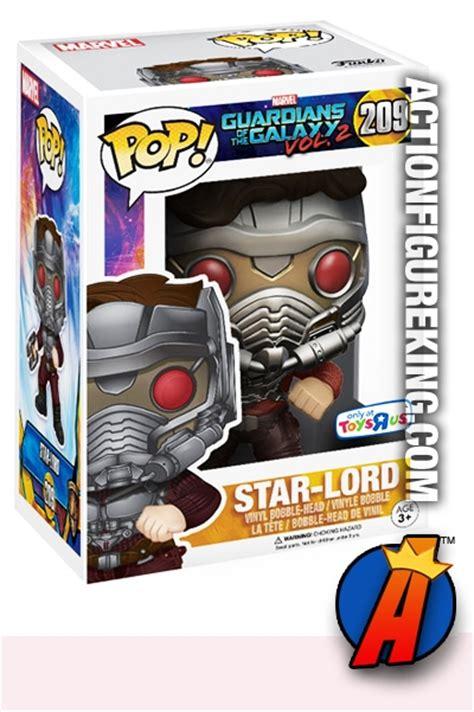Original Funko Pop Marvel Guardians Galaxy Vol 2 Mini funko pop marvel gotg vol 2 lord toys r us exclusive figure 209