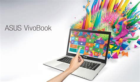 Pengaturan Layar Sentuh Laptop Asus asus vivobook laptop layar sentuh handal gamerindo