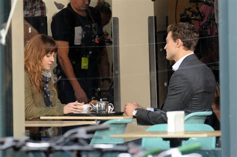 50 shades of grey starts filming in vancouver b c 50 jamie dornan and dakota johnson start filming 50 shades of