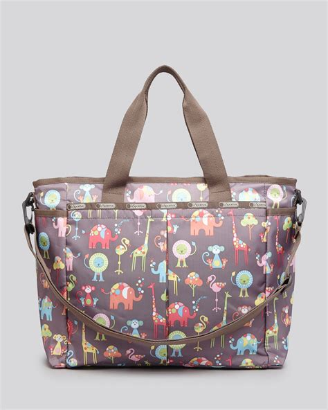 Bag Zoo lesportsac bag in purple lyst