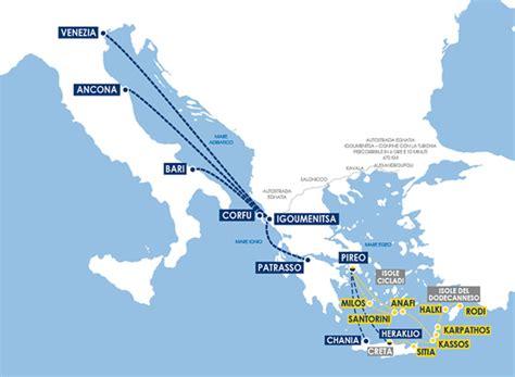 partenze porto ancona traghetti grecia traghetti da ancona e venezia per atene