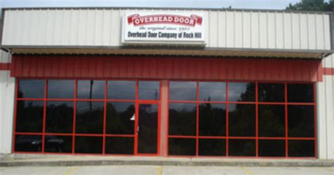 about overhead door company of rock hill south carolina