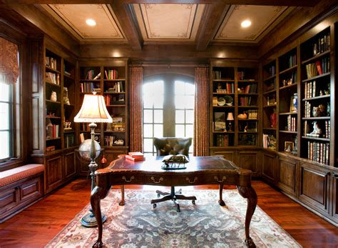 home office library study with library taylorcraft cabinet door company