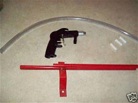blast cabinet replacement gun replacement siphon blast cabinet gun kit