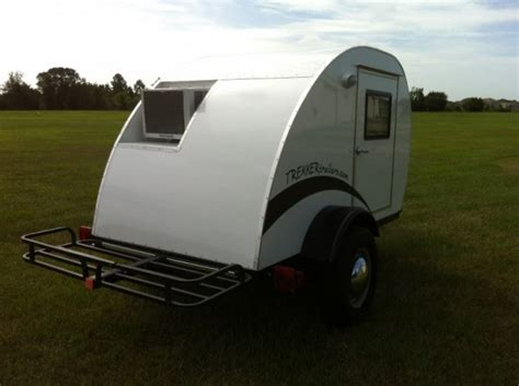 Trailer Sleeper by The Simple Sleeper Teardrop Cer By Trekker Trailers
