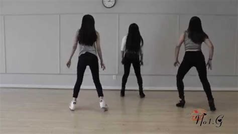 tutorial dance new thang redfoo new thang choreograph dance cover youtube