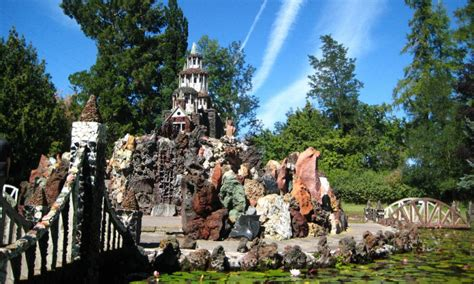 Peterson Rock Garden Central Oregon Tourism Petersen Rock Gardens Museum Alltrips