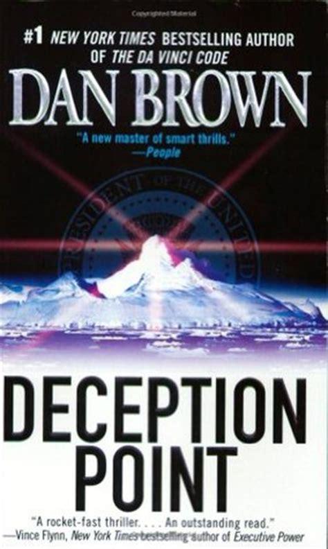 amazon origin dan brown deception point by dan brown reviews discussion