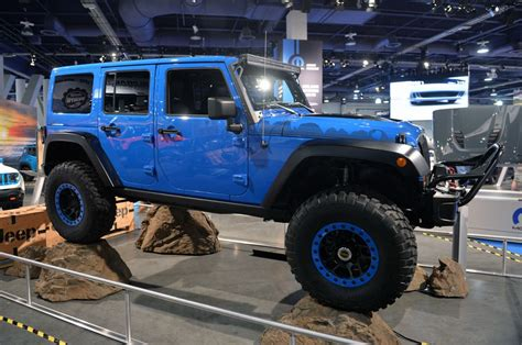 Jeep Cary Autopark Jeeps At Sema Basically The Coolest Jeeps Of The Year