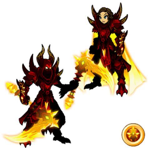 Lava 2 Restock armor set is color customizable