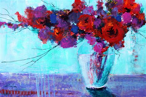 flowers using acrylic paint watercolor painting tutorialswatercolor painting tutorials