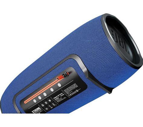 Speaker Bluetooth Jbl Xtreme jbl xtreme portable bluetooth wireless speaker blue deals pc world