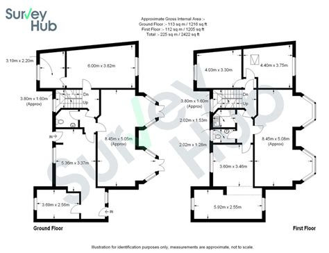 house measurements floor plans simple house blueprints with measurements and simple house