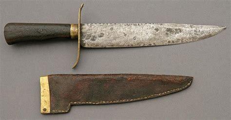 american bowie knife american bowie knife with high mounted handle