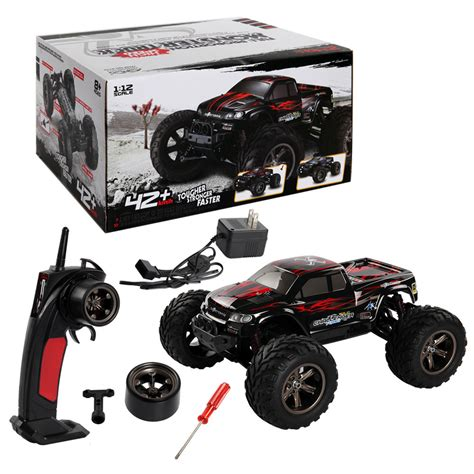 Top Speed Remote 1 1 12 2 4g high speed rc truck remote road car rtr new ebay