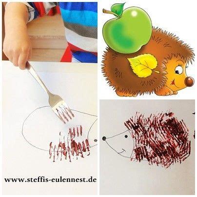 Herbst Fenster Kita by Basteln Mit Kindern Basteln F 252 R Kinder Kita Krippe