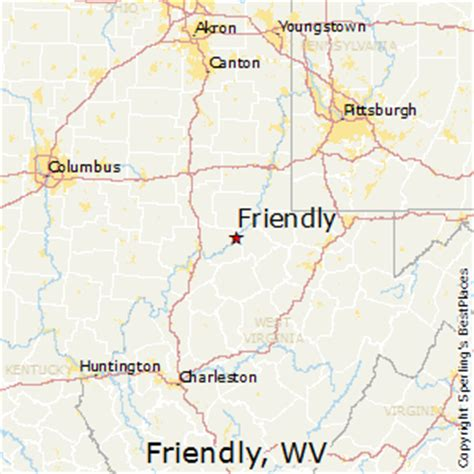 virginia friendly best places to live in friendly west virginia
