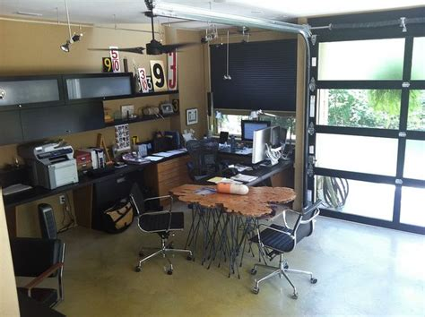 garage offices 8 best ideas about garage office on pinterest work from
