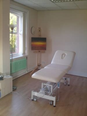 treatment couch sharon hall hypnotherapy dukinfield the old court house