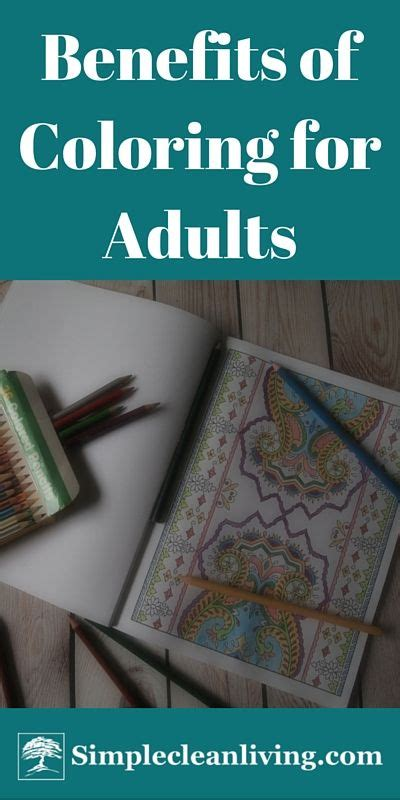 benefits of coloring for adults the world s catalog of ideas