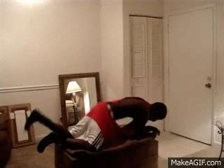 guy humping couch 5 black guys dry humping furniture on make a gif