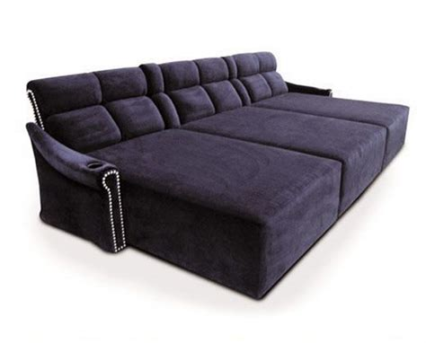 bed  couch home improvements home cinema room