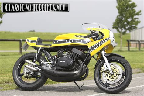 Yamaha RD700 Street Special   Classic Motorbikes