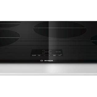 bosch 500 series induction cooktop bosch 30 500 series induction cooktop black nit5066uc