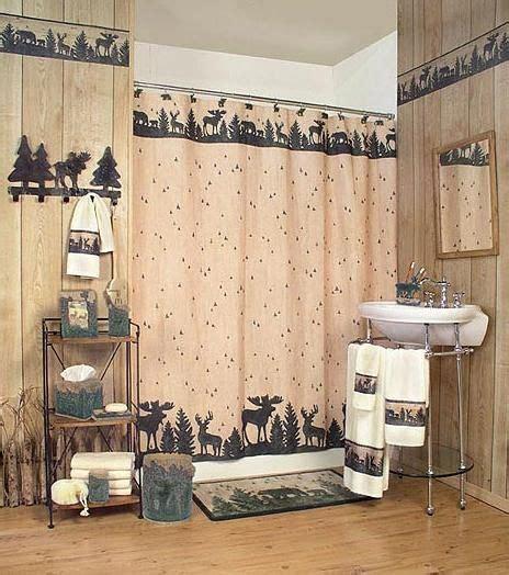 cabin bathroom sets 25 best ideas about lodge bathroom on pinterest rustic