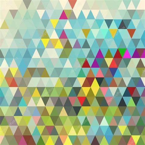 abstract pattern generator abstracte meetkundige driehoek naadloze patroon abstracte