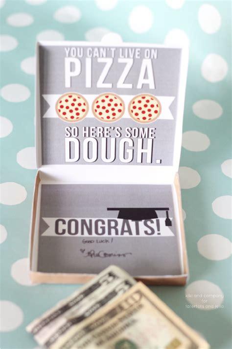 printable pizza gift cards free pizza box graduation card kiki company