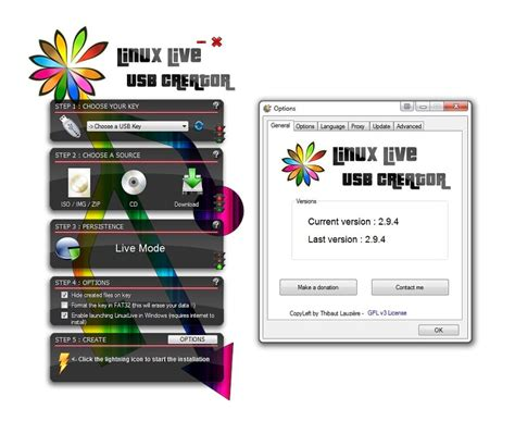 tutorial linux live usb creator ubuntu live usb скачать