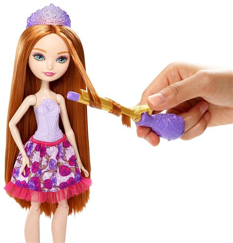 After High O Hair Style Doll How To Do Hair by After High O Hair Style Doll With 3 Hairstyling