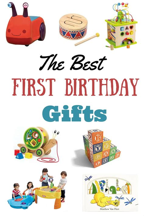 the best birthday gifts for a first birthday a giveaway