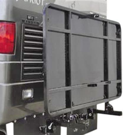 Rv Bumper Cargo Rack by Rv Bumper Cargo Carrier Pictures To Pin On
