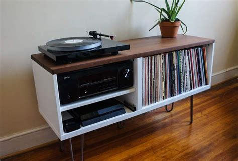 tockarp ikea hack best 25 record player table ideas that you will like on