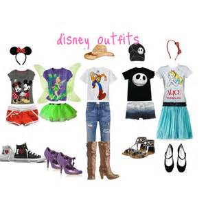 Disney outfits polyvore