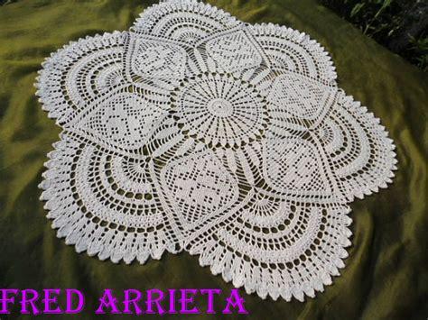 carpetas tejidas a ganchillo crochet pinterest carpetas tejidas a crochet patrones gratis imagui
