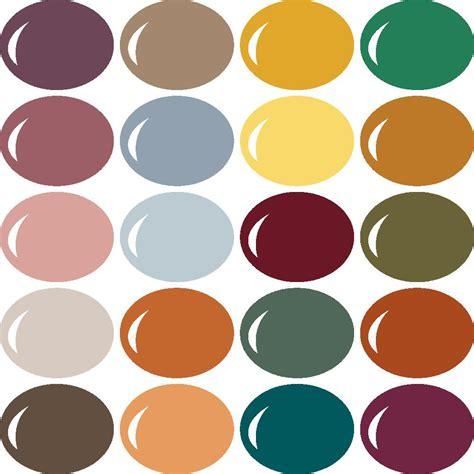 harvest colors invue color palette autumn harvest 2 pazzles craft room