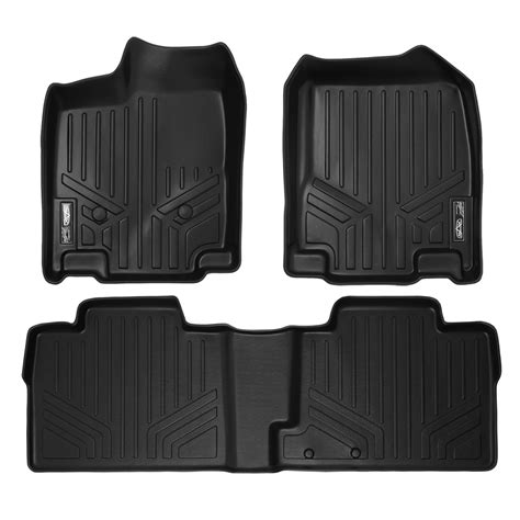Ford Edge Mats by 2011 2014 Ford Edge Maxfloormat All Weather Custom Floor